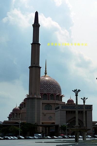 吉隆坡03粉紅清真寺