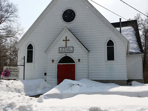 St. Barnabas Episcopal Church, Tomahawk, Wisconsin