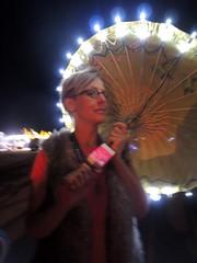K-Bot & Her Fabulous Parasol