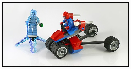 LEGO Marvel Super Heroes 76014 Spider-Trike vs Electro 04