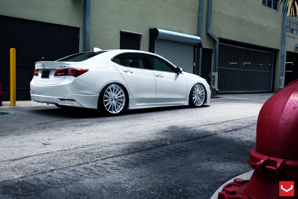 """A New Generation"" 2015 Acura TLX 
