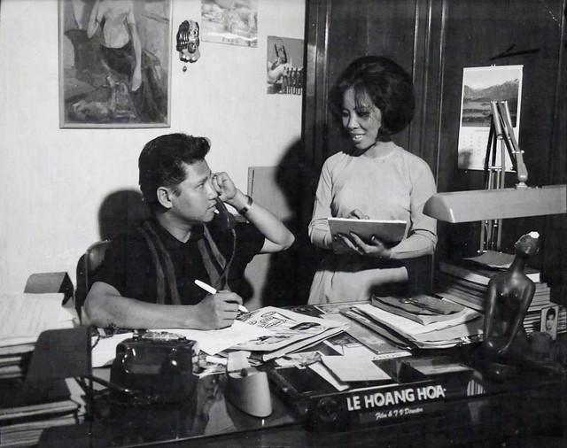 Saigon 1967 - Đài truyền hình VNCH - Đạo diễn Lê Hoàng Hoa