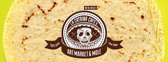 La Catrina Cafe Art Market