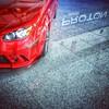 Predator red #protonr3 #motorsports #protonracing #r3motorsports #racerallyresearch   #eshark