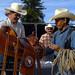 Gobernador Guillermo Padrés Elías, hace entrega de las monturas que fueron rifadas. por Guillermo Padrés Elías
