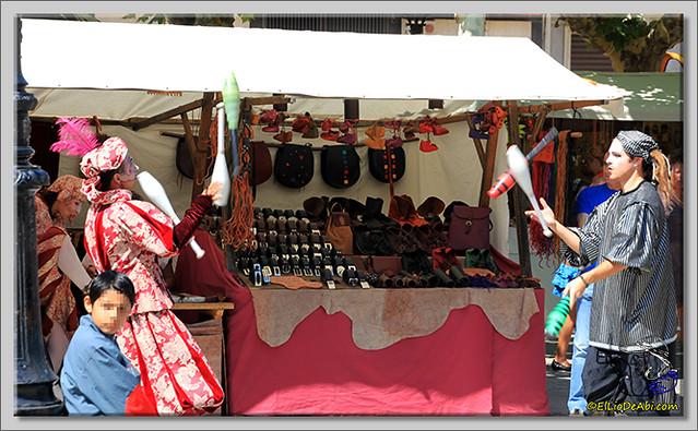 1 Mercado medieval en Briviesca