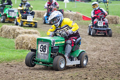 Lawnmower Racing / The Great Maze 2014