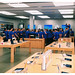 Apple Store Chadstone Staff Prepare for the Onslaught
