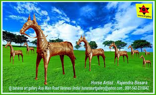 The Horse Artist Rajendra Besara