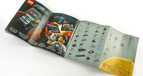 LEGO Ultra Agents 70160 Riverside Raid ins02