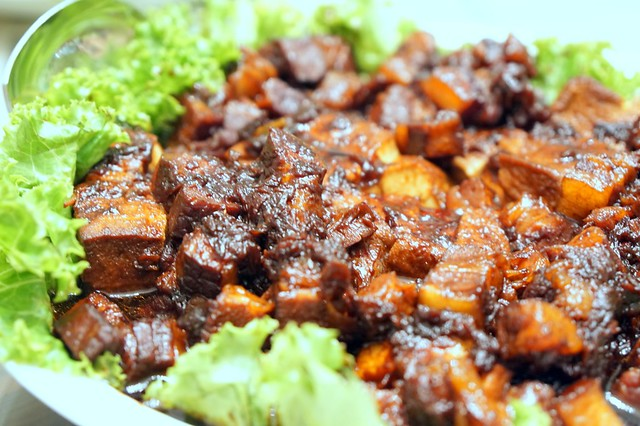 pork belly soy sauce
