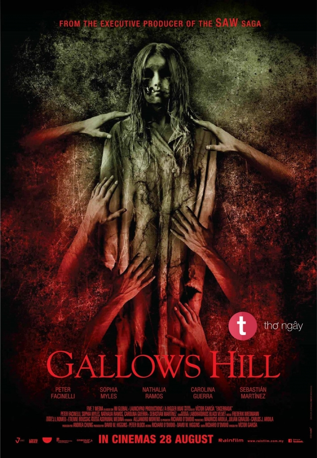 Phim Đồi Quỷ Ám - Gallows Hill