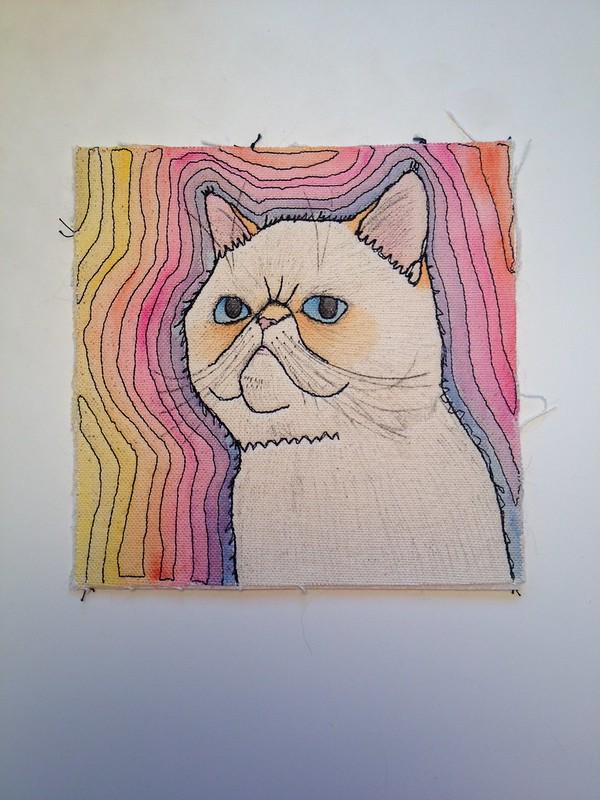 prompt 14: cat