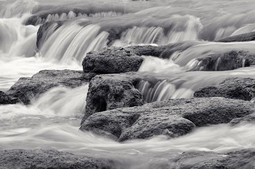 blackandwhite waterfall rocks texas navasota brazos brazosriver longexposurewaterfall navasotatexas texasriver brazosrivertexas texaswaterfall