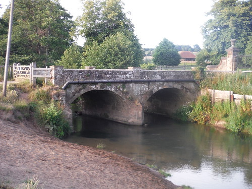 Bridge over The Rother, Midhurst