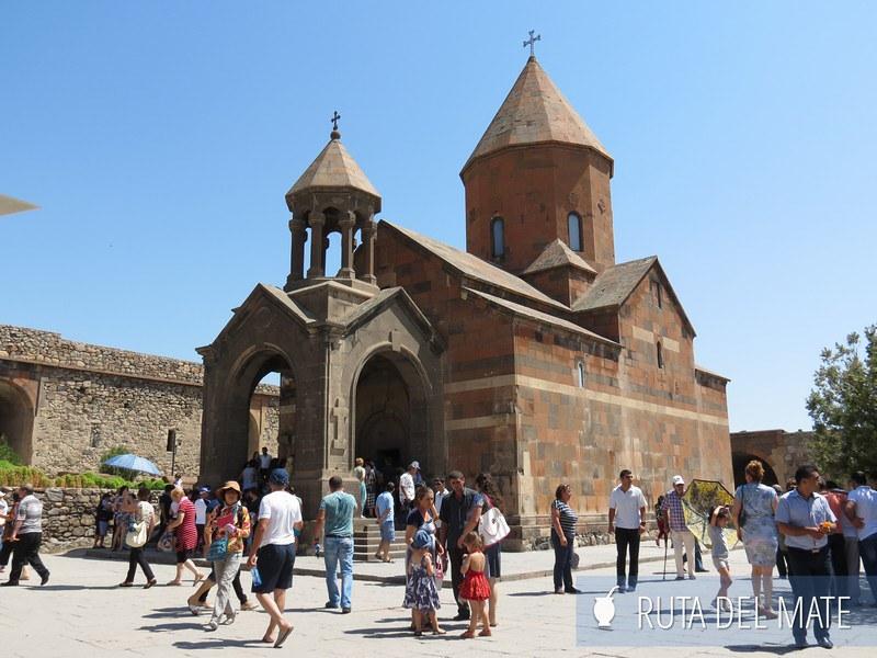 Monasterio Khor Virap Armenia (3)