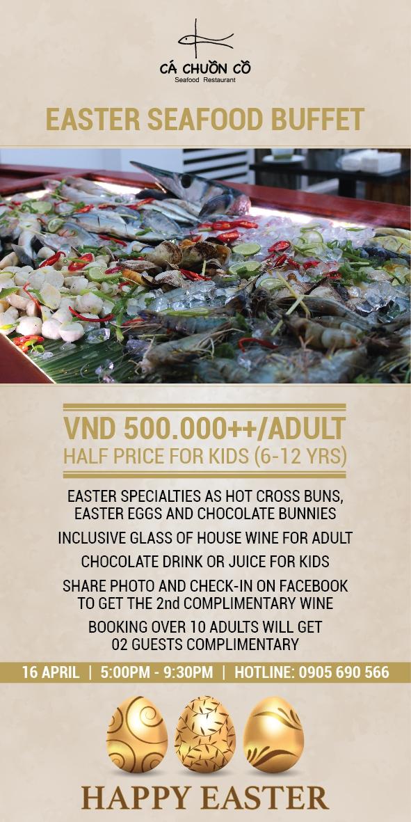 Premier Village Danang Resort - Happy Easter Day