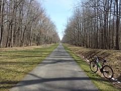 2017 Bike 180: Day 42 - Rail Trail