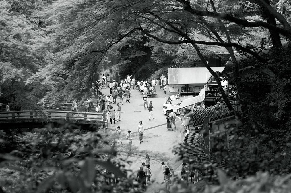 箕面大滝|大阪府箕面市