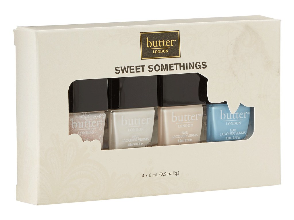 Butter London Sweet Somethings Nail Lacquer Set