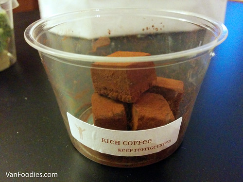 Rich Coffee Chocolates