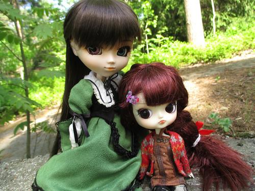 Suiseiseki & Himeka (ra muw)