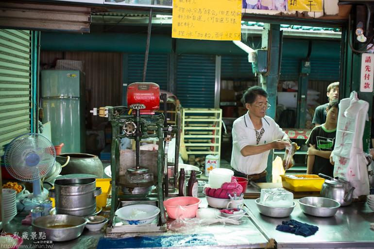 台南私藏景點--麻豆助碗粿、林媽媽鍋燒意麵、龍泉冰店 (17)