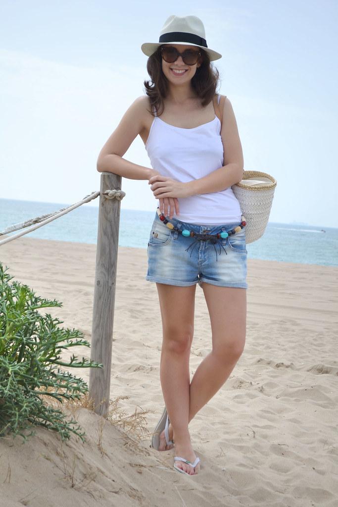 ¿Qué me pongo en mi primer día de playa?