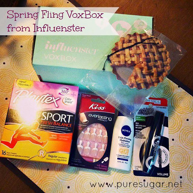 Spring Fling Influenster VoxBox