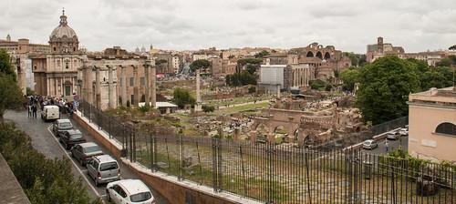 italy rome public architecture landscape