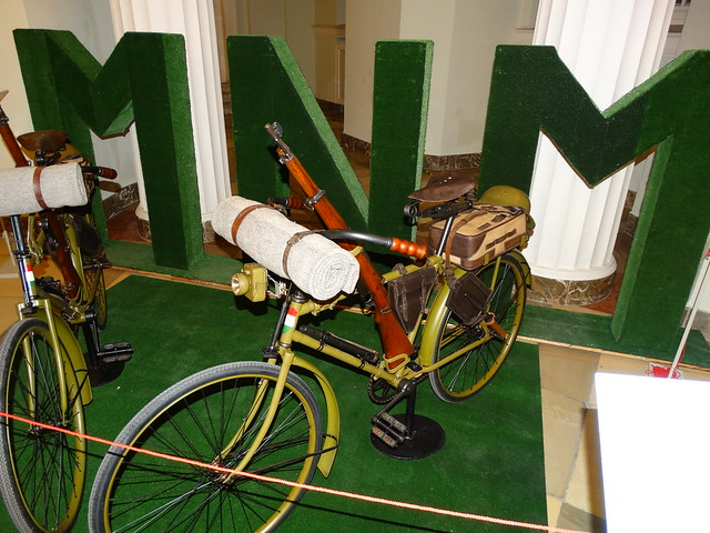Katonai biciklik
