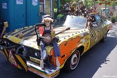 2014 Fremont Festival Art Cars