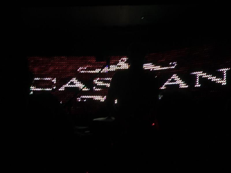 Caspain @ El Boite Live, Madrid.