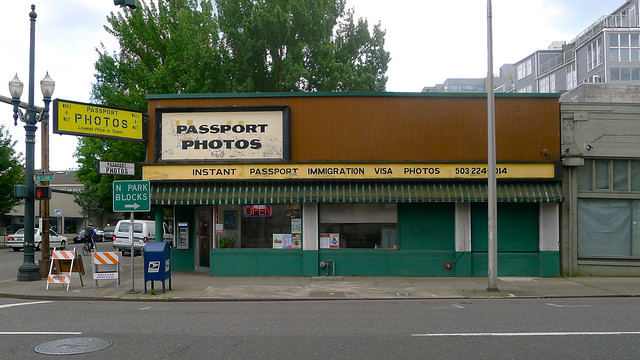 Portland Passport Photo Store