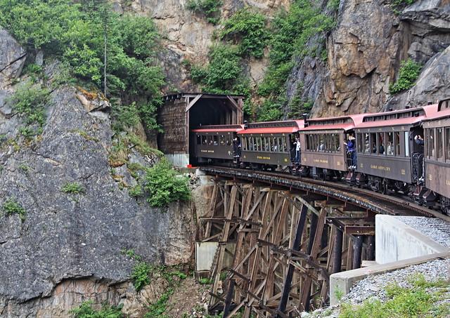 WhitePass Scenic Railway 10-20140618