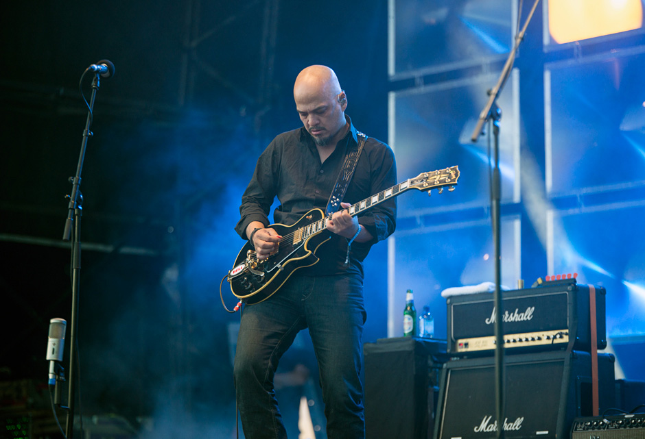 Pixies @ Field Day 2014
