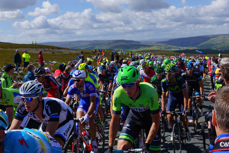 Tour de France 2014 - Stage 1 - Leeds to Harrogate-26