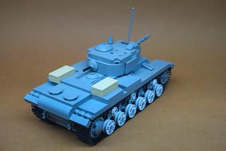 Soviet KV-1s Heavy Tank (3)