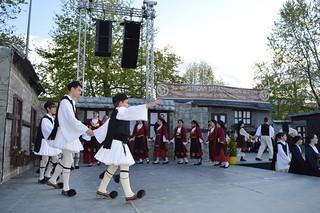 3ο φεστιβάλ παραδοσιακών χορών ακαδημία έρευνας παραδοσιακών χορών 3