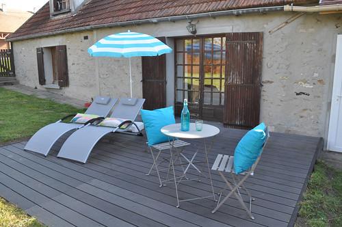 Terrasse Composite Gris Terrasse Bois Composite Gris
