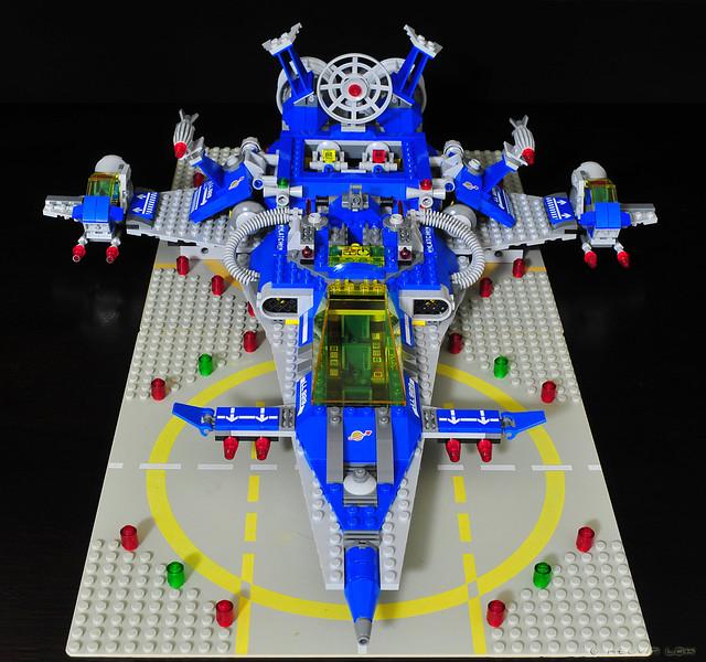 Benny's Spaceship