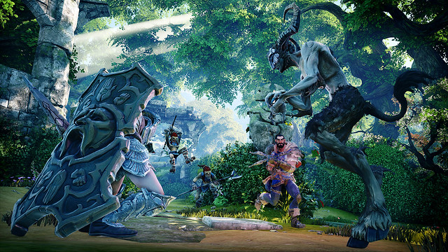 Fable Legends E3 2014