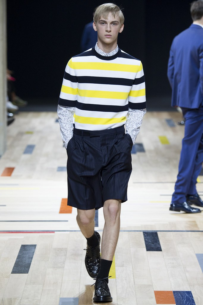 SS15 Paris Dior Homme018_Dominik Sadoch(VOGUE)