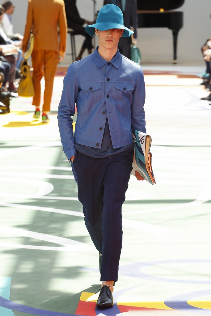 SS15 London Burberry Prorsum032_Stephen Smith(VOGUE)