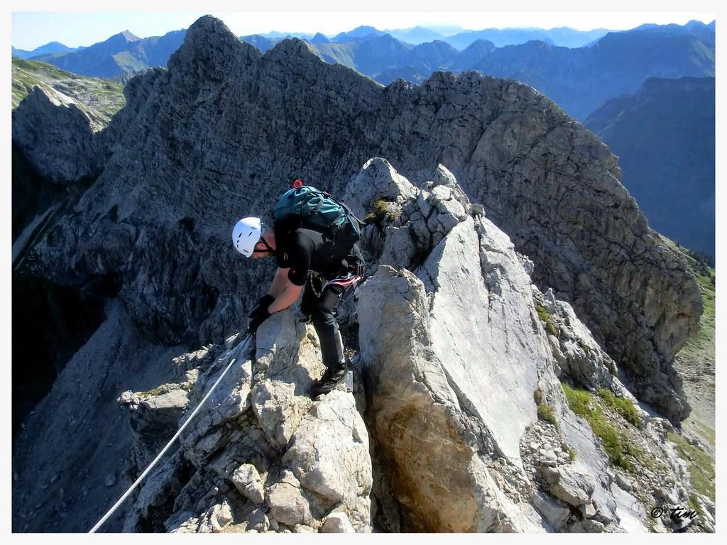 Klettersteig Nebelhorn : Hindelanger klettersteig allgäu · kostenloses foto auf pixabay