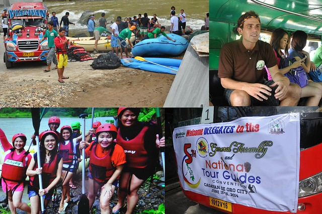 CDO Water Rafting