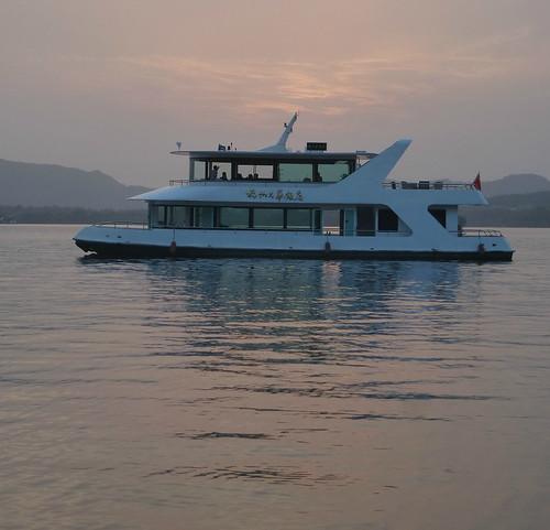 Zhejiang-Hangzhou-Lac Ouest-coucher du soleil 1 (12)