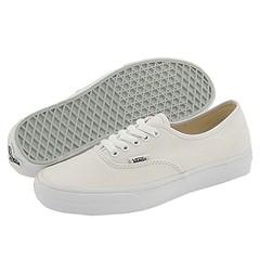 Vans Authentic Core Classics (True White) Skate Shoes