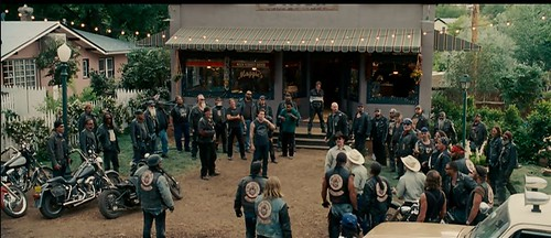 Wild Hogs Filming Location - Maggie's Diner