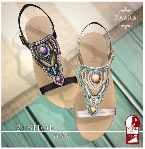 {Zaara} for 21shoe